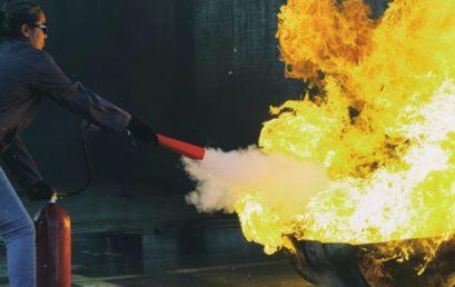 Brandschutzhelfer-Ausbildung für die Zahnarztpraxis