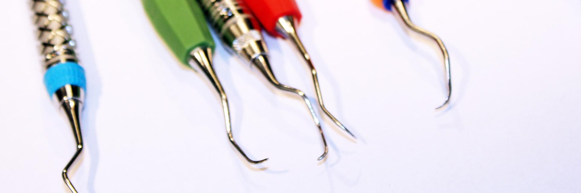 Der Einstieg in die professionelle Zahnreinigung